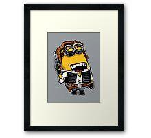Minion Han Framed Print