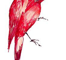 Hello! Bird by Gabrielle Agius