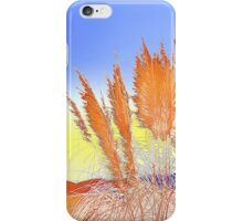 rushes iPhone Case/Skin