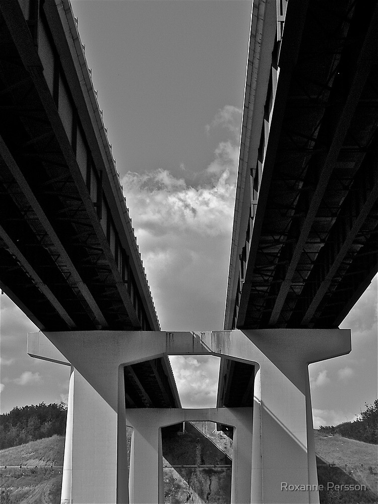 Under the Bridge by Roxanne Persson