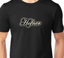 Hofner  Vintage guitar  Unisex T-Shirt