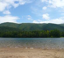 Lake View by Jaclyn Hughes