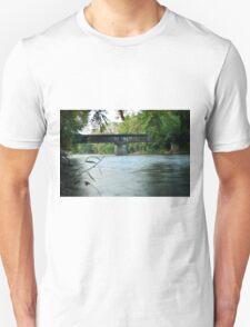 Over The Iowa Unisex T-Shirt