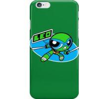 Powerpuff Leo iPhone Case/Skin