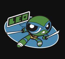 Powerpuff Leo Baby Tee