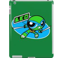 Powerpuff Leo iPad Case/Skin