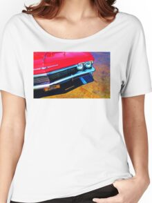 Super Sport 3 - Chevy Impala Classic Car Women's Relaxed Fit T-Shirt