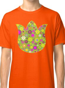 Flower Whimsy Classic T-Shirt