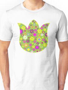 Flower Whimsy Unisex T-Shirt
