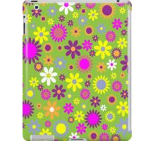 Flower Whimsy iPad Case/Skin