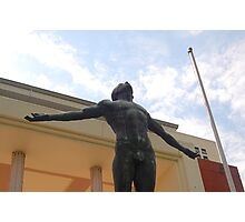 University of the Philippines Oblation (slightly tilted front view) Photographic Print