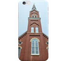 Conception Church in Lansing iPhone Case/Skin