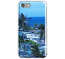 Old San Juan, Puerto Rico iPhone Case/Skin