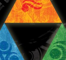 Zelda - Triforce Sticker
