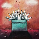 I'm a box of birds by Amanda  Cass