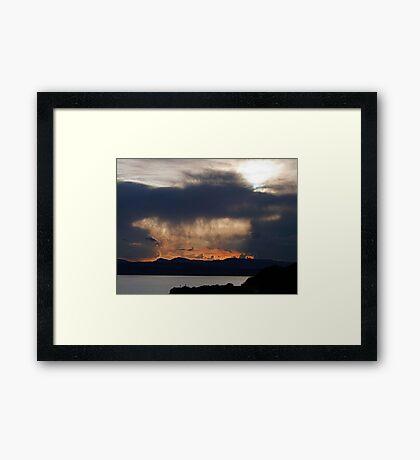 Heaven's Gate (3) Framed Print