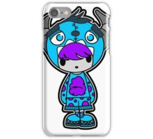 The Scare Station! Sully Solo iPhone Case/Skin