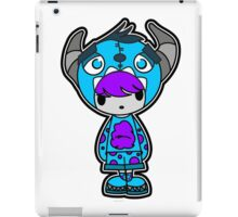 The Scare Station! Sully Solo iPad Case/Skin