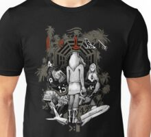 Lost Collage Unisex T-Shirt
