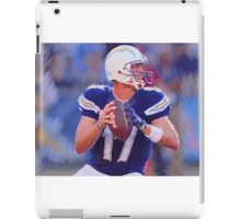 Philip Rivers San Diego Chargers iPad Case/Skin