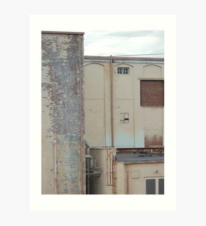 Rustic Architecture Art Print