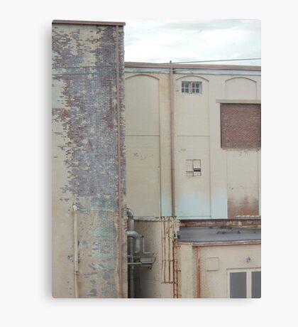 Rustic Architecture Metal Print