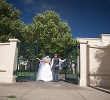 Wedding Gates by jlphoto
