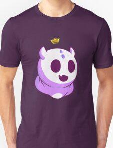 Purple Ghost Gummy Sticker T-Shirt