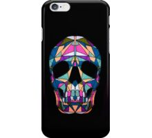 Rainbow Skull  iPhone Case/Skin