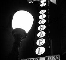 St. Michael Hotel  by Bob Larson