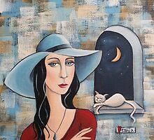 Lady Catrina by Tania Vorster