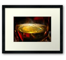 Wine Illusions Framed Print