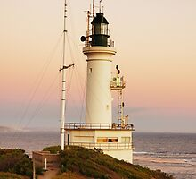 PT LONSDALE LIGHTHOUSE by ANDREW CARMAN