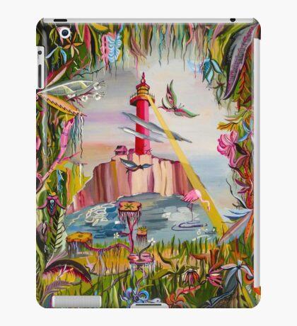 """""""Fantasy World Lighthouse""""© iPad Case/Skin"""
