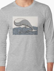 Whale of a Day Long Sleeve T-Shirt