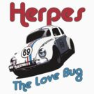 Herpes - The Love Bug by Adrian Jeffs