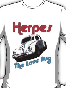 Herpes - The Love Bug T-Shirt