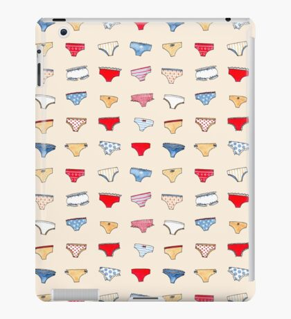 Panties ! iPad Case/Skin