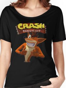 Crash Bandicoot Women's Relaxed Fit T-Shirt