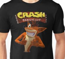Crash Bandicoot Unisex T-Shirt