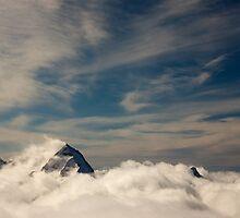 Roche de la Muzelle, Dauphiné Alps, France by Stuart Jenkins