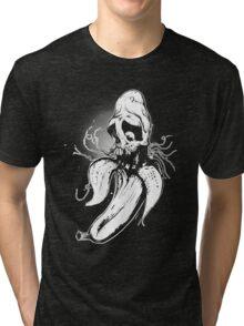 Banana Skull! Tri-blend T-Shirt
