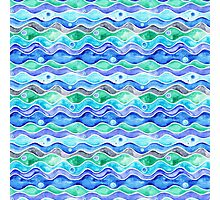 Ocean Pattern Photographic Print