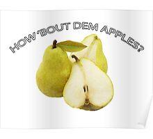 DEM APPLES Poster
