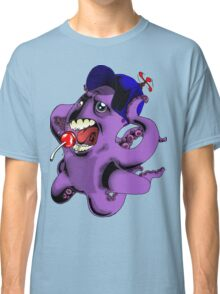 Flight of the Octopus - Boys' Version Classic T-Shirt