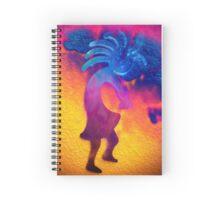 5068 Kokopelli Spiral Notebook