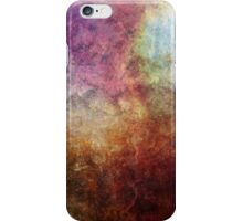 Glory Oil Abstract Painting iPhone Case/Skin