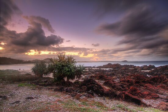 Hastings Point, New South Wales by Jason Asher