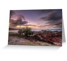Hastings Point, New South Wales Greeting Card