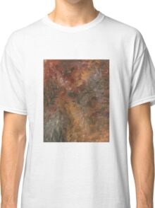 Copper Cross Classic T-Shirt